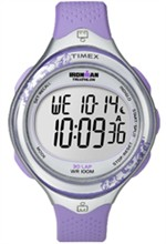 Timex Womens  timex ironman clearview 30 lap