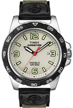Timex Analog  timex expedition rugged metal