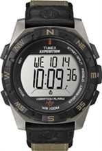 Timex Digital  timex expedition vibrate alert