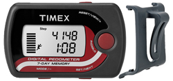 Timex Health  timex pocket pedometer