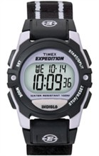Timex Digital  timex expedition classic black