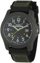 Timex Analog  timex expedition camper gray