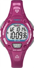 View All timex ironman 30 lap midsize glimmer berry